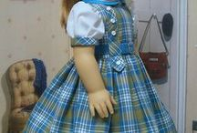 DOLL clothes & stuff / Barbie & A.G. / by Susan Bertucci
