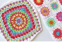 Crochet - ganchillo / Cosas hechas de ganchillo  / by Ana Mora Abril
