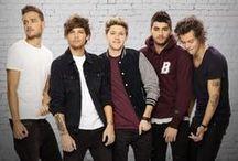 One Direction ♥♡♥♡ / by Ane Alvarez ✡