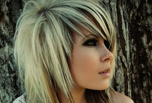 hair / by Sue Ruhlen Clark