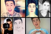Sam Pottorff And Kian Lawley <33 / The 2 Most Amazing Adorable Funny And Charming Boys Ever <3 Lawlorff ^-^ / by Irene Bieber ♥