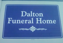 Dalton Funeral Home / Dalton Funeral Home is an independently owned facility that was established for the beloved community that we all share. The friends who established the firm saw the need for a funeral home that conducts business based on respectful care of the deceased, proper counseling, humble guidance and honesty.  / by Tim Rowe