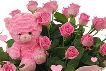 Roses♡ ♡ ♡ / by Laurie ♡ Noble (pink♡glitter♡doll)  =^-^=