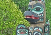 Totem Poles & Masks / by S H