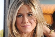 Everything Jennifer Aniston - love her / by Beth Mongan