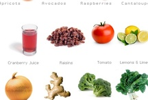 Foods with Medicinal Properties/Uses / Foods, herbs and spices that can be used for medicinal purposes. / by Sheila Mitchell-Favrin