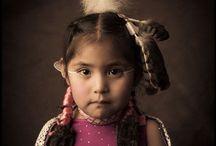 The American Indian - Kim Jew Portraits / The Contemporary American Indian / by Kim Jew Photography