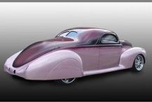 AUTOMOBILES,  VEHICLES / VINTAGE CARS  / by Maria Mandis
