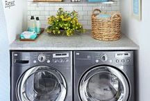 Love Your Laundry / Laundry related home decor, wash tips, trends and organizing closets. / by Tide Laundry Detergent