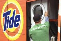 Loads of Hope / Everyone deserves an amazing clean that can bring hope.  / by Tide Laundry Detergent