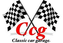 Classic car garage & more / Classic cars / by Nel Djny
