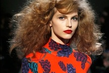 2014 Hair: On The Runway / Hairstyles trending on the runways 2014 / by Bree Schmidt