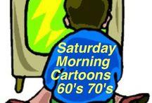 Saturday morning cartoons 60's 70's / Classic cartoons / by Nel Djny