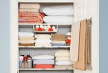 Clever Closet Organization / The very best tips and tricks for organizing your closet and clothes. / by Tide Laundry Detergent