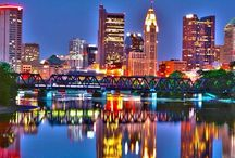 Columbus Ohio / City attractions lots to do in city! / by Karen S