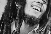 ♫ Robert Nesta Marley ♫  / Precious Bob Marley.... he's brought every nation together through his music - and to this day wherever you travel in this world you will hear Bob - UNITY & ONE LOVE forever - Jah Rastafari - / by deborah