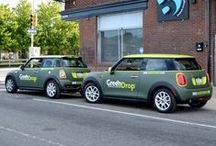 Vehicle Wraps / Brands Imaging is a full service design and print firm located in the Philadelphia area. We specialize in large format printing, sign fabrication, vehicle wraps, custom wallpaper and sign installation. / by Brands Imaging