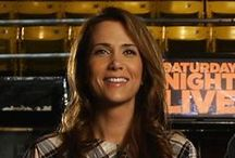 KRISTEN WIIG / Born Kristen Carroll Wiig on August 22,1973 in New York.I just LOVE,LOVE,LOVE this woman.So beautiful and talented. She is amazing. / by Heidi Lacy