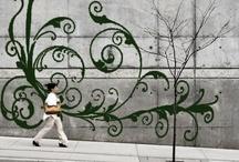 Moss Graffiti  / by Stencil Revolution