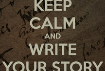 Writing / Writing Motivation ~ About Writing ~ To Be A Writer ~ Writing Lovers ~ Writing Tips / by Christina Thomas