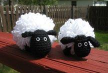 Sew & Crochet / by Kitra Shiflett
