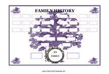 Genealogy / by Kitra Shiflett