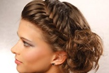 Hairstyles / by Marilyn Roberson