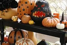 Pumpkin Ideas / by Marilyn Roberson