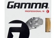GAMMA String - Playability / GAMMA Playability strings are enhanced by our patented processing technologies, delivering unparalleled power, feel and control. / by GAMMA Tennis
