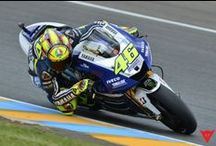 Valentino Rossi / The best racing pictures of Valentino Rossi in 2013 / by Dainese Official