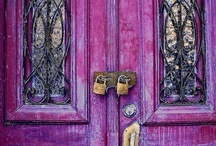 doors and windows / by Kelly Hinde