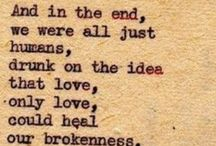 Quotes / by Raquel Morrison