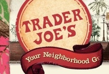 Trader Joe Products & Recipes / by Tevie