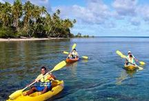 Fiji Activities / Jean-Michel Cousteau Resort, Fiji offers a myriad of activities for families and couples. You can be as active as you want to be or take the time to totally relax. / by Jean-Michel Cousteau Resort, Fiji