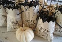 ♡ Halloween Party / Vintage and beautiful / by Lantliv i Vitt