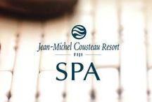 Spa & Wellbeing Fiji / Jean-Michel Cousteau Resort, Fiji offers world-class pampering in our spa. Visit us: http://www.fijiresort.com / by Jean-Michel Cousteau Resort, Fiji