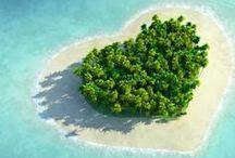 Tavarua Island / by Jean-Michel Cousteau Resort, Fiji
