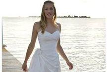 Beach Wedding Dresses / by Jean-Michel Cousteau Resort, Fiji