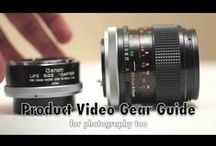 Professional Video Gear / by PhatStraps Inc