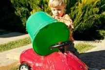 ** Kid Activities - Warm Outdoors ** / by Surprize Us