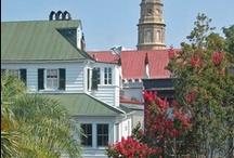 Charleston Memories /  Where I grew up / by Susan Selina