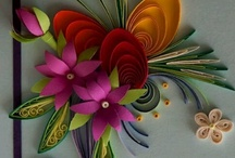 Quilling / A collection of very talented people and I just love the creativity they share. / by Sandy