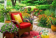 Gardening / by Ronn Brown