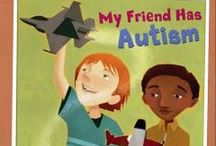 Children's Display - April is National Autism Awareness Month / by Grafton Public Library