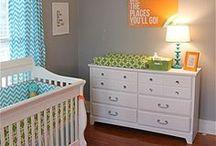 Nursery Ideas / by Creeper Crawlers