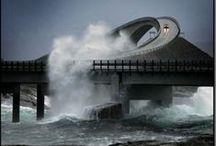 Unique Bridges of the world / by Cookiediva