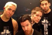 Fall Out Boy / I've got troubled thoughts and the self-esteem to match. / by Abby Urzua