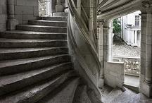 VI - Staircases | Escaliers | Scala | Escaleras & Escadas / by Solange Spilimbergo Volpe