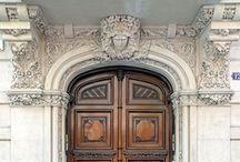 IV - Art Nouveau Architecture & Details / by Solange Spilimbergo Volpe