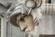 V - Art Deco  Architecture & Details / by Solange Spilimbergo Volpe